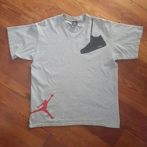 Air Jordan Nike Tshirt